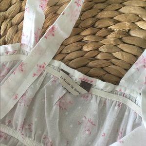 La Maison De Senteurs Intimates & Sleepwear - La Maison De Senters Night Dress